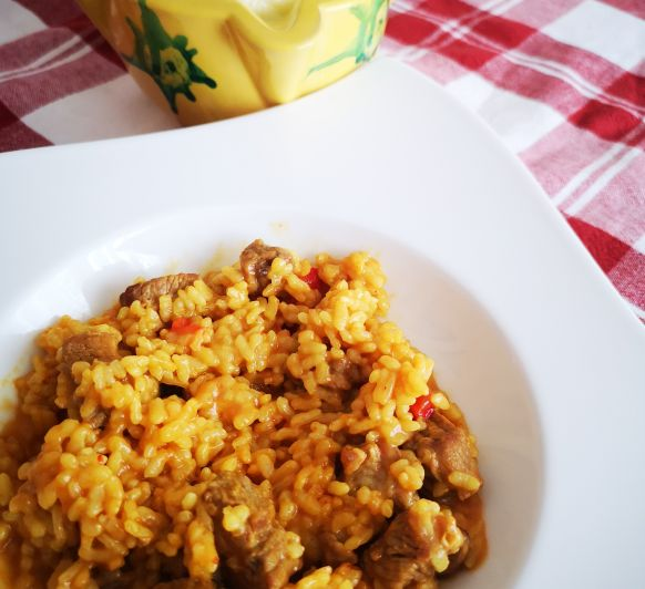 ARROZ ''A MI MANERA'' CON Thermomix®