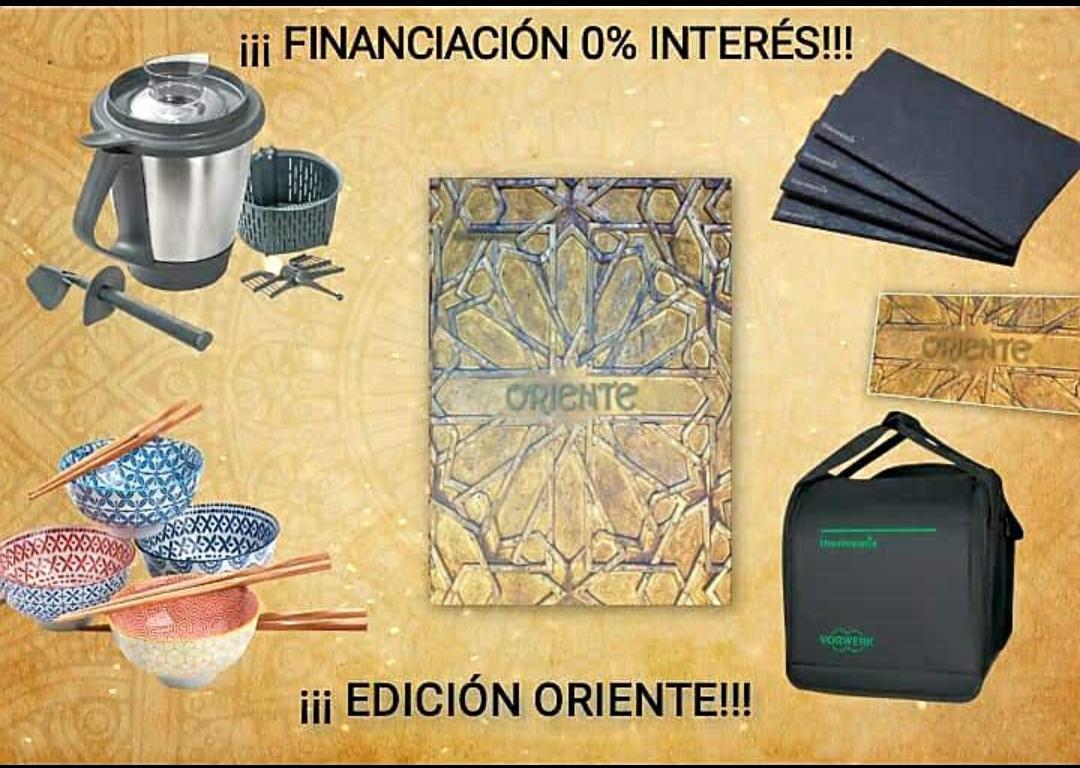 LA NUEVA EDICION ORIENTE DE Thermomix® AL 0% - Noticias Blog - Blog ... a532b3c8b78