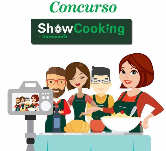 CONCURSO SHOWCOOKING CON Thermomix®