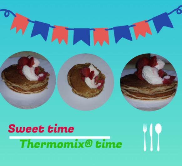 Feliz día del Pancake!!