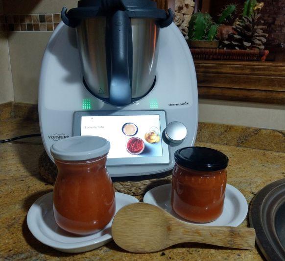 Tomate frito en conserva