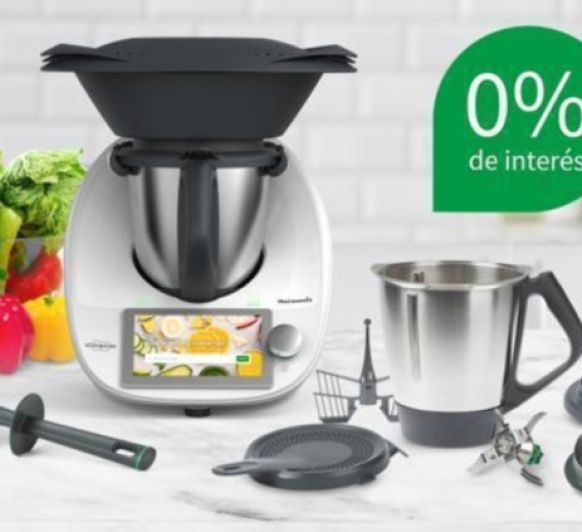 Thermomix® SIN INTERESES Y DOBLE VASO