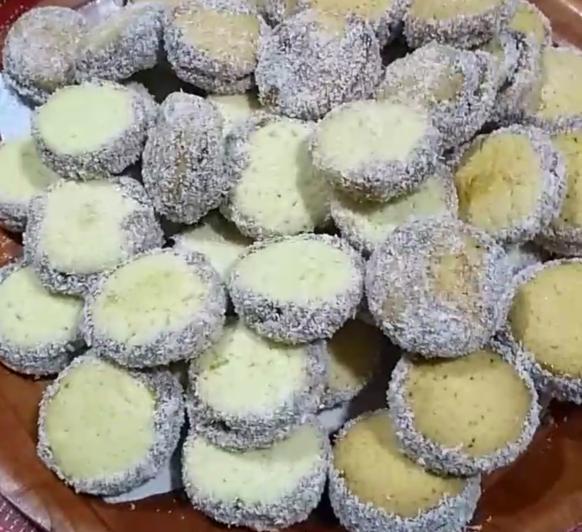 Pastelillos de Coco ( Argentinos)